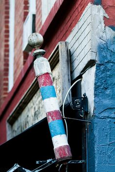 Barber Shop, Lower East Side, NYC.