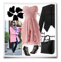 """""""Simple Dress #18"""" by alien-official ❤ liked on Polyvore featuring Givenchy"""