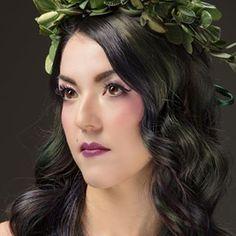 🌿EARTH FAIRY 🌻photo: @trendiakphoto / Hair: @alliedoesgoodhair / Flowers: @conceptfloral / Makeup: @glaminvan