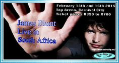 James Blunt concert kicking off in February 11th: transport, taxi and shuttle services to Carnival City contact us for a quote: operations@astrotrip.net / +27(0)117045125 / +27(0)798253508 / website: http://www.astrotrip.net/james-blunt/ #jamesblunt #music #pop #rocknroll #band #bestconcertofmylife #southafrica #joburg #jnb #entertainment #concert #places #events #nowplaying #np