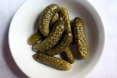 What's The Deal With Cornichons?