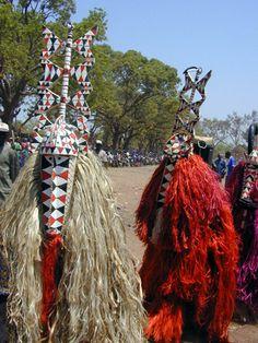 African Masks, African Art, Tribal Costume, Arte Tribal, Art Premier, Art Africain, Art Museum, Holiday Decor, Shamanism