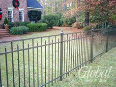 outback aluminum fence style