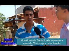 Moradores do bairro Industrial Americano em Santa Luzia MG esperam a mais de 35 anos por urbanização e saneamento básico ~ Jornal Mineirinho