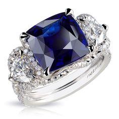 Fabergé - Les Trésors Collection - Viera Sapphire Ring