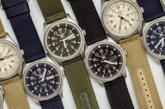Step Up Your Wrist Game With Seiko's Made in Japan Military Watches