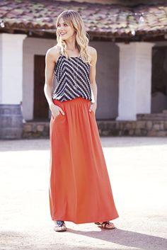 Summer fling. Crush worthy colors.