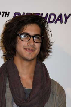 Avan Jogia-Nickalodeon's Victorious-yeah yeah, he's young, but he does it for me...serious potential..he's 18...I think