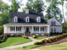southern porches pictures | Classic,Southern architecture at its best in Ford's Colony- 112 ...