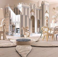 Baby Bedroom, Baby Room Decor, Girls Bedroom, Bedrooms, Luxury Kids Bedroom, Luxury Nursery, Luxury Bed, Baby Bedding, Dream Rooms