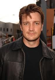 "Nathan Fillion.    ( ""Castle"")"