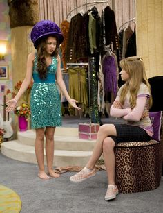 Hannah Montana. remember that episode?