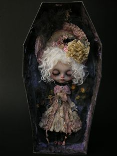 Custom Blythe by Julien Martinez