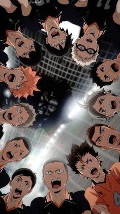 Deidara Wallpaper, Anime Wallpaper Phone, Cool Anime Wallpapers, Haikyuu Wallpaper, Animes Wallpapers, Haikyuu Nishinoya, Haikyuu Fanart, Haikyuu Anime, Daichi Sawamura