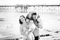 The Beautiful Pilkington Family | Santa Barbara | Family Photography | Beth Armsheimer Photography | The Blog