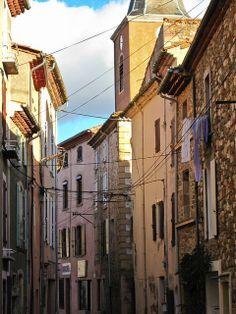 Saint-Chinian, Hérault, France Saint Chinian, Limousin, France, Wine Tasting, Saints, Eyes, Places, Travel, Painting