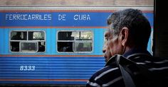 Cuba's railroad is the slowest, cheapest and least reliable transportation on the island.