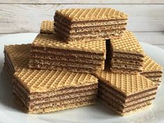 Cake Recipes, Cooking Recipes, Favorite Recipes, Food Cakes, Polish, Diet, Waffles, Kuchen, Cakes