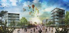 BANDADA! studio: Ordenación Urbana de Cerdanyola del Vallès