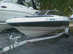 US$6,195 - 1998 Bayliner 2050 Capri SE - 5.0L - Bowrider Used Boats, Capri, Vehicles, Car, Vehicle, Tools