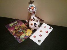 Hide & Hug Olaf Ideas