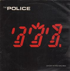 9/Feb/2017 - The Police - Ghost in the Machine. A better album, Sting is starting to spread his songwriting wings. Stands the test of time well.