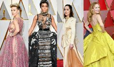 Oscars 2017 The Best 9 Dressed Celebrities On The Red Carpet