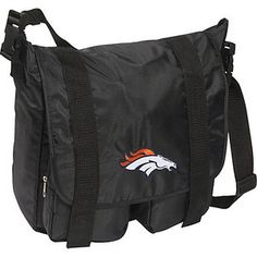 broncos diaper bag if baby is a boy.