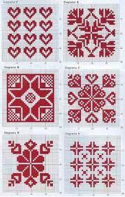Картинки по запросу fair isle heart pattern cowl