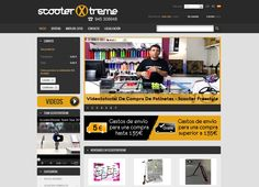ScooterXtreme Tienda Online Especializada en scooter freestyle www.scooterxtreme.com