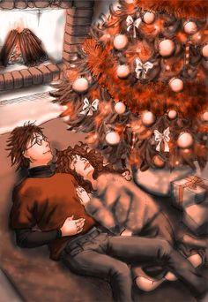 H-Hr Christmas by amandioka on deviantART