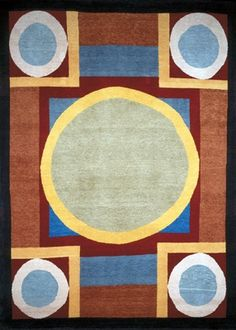 Duncan Grant rug.