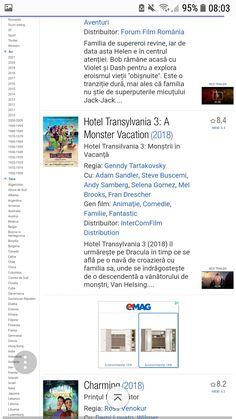 Hotel Transylvania, Romantic, Film, Movie, Film Stock, Cinema, Romance Movies, Romantic Things, Films