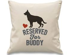 Reserved for siberian husky. Reserved for husky Personalized Gifts, Handmade Gifts, Miniature Schnauzer, Dog Breeds, Cushions, Throw Pillows, Unique Jewelry, Etsy, German