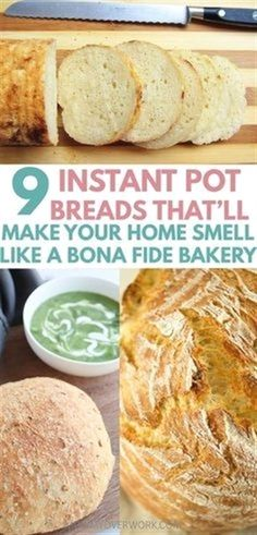 Best INSTANT POT BREAD recipes for the instant pot duo or lux! Bread in an electric pressure cooker is fast easy and perfect for busy families! Learn how to make healthy gluten free low carb paleo or keto friendly or vegan dough. Sourdough no knead Pressure Cooking Recipes, Crockpot Recipes, Healthy Recipes, Pressure Cooker Recipes Vegetarian, Diet Recipes, Vegetarian Meals, Bisquick Recipes, Camping Recipes, Vegetarian Recipes