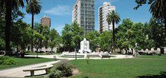 Plaza Merced . Andres Stangalini. http://stangaliniandres.tumblr.com/ Orgulloso de mi ciudad.