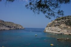 Anthony-Quinn-Bay Rhodos, Greece