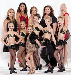 Dance Moms...I really, really hope that Abby Lee Miller isn't that psycho.
