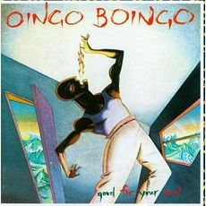 Good For Your Soul is the third album from new wave band Oingo Boingo. Great Bands, Cool Bands, Listening To Music, My Music, Music Concerts, Oingo Boingo, Danny Elfman, Nostalgia, Dream Pop