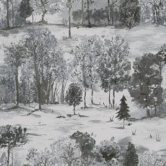 Roscoe Grey wallpaper by Albany