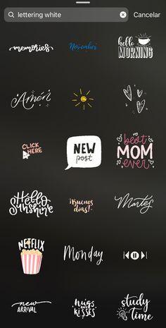 Instagram Blog, Frases Instagram, Instagram Words, Instagram Emoji, Instagram Editing Apps, Iphone Instagram, Instagram And Snapchat, Instagram Design, Instagram Story Template