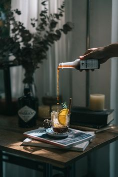 cafe beverage photography by sean dalton