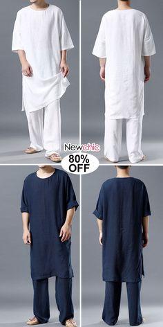 Mens Shirt And Tie, Mens Poncho, Older Mens Fashion, Choice Fashion, Mens Kurta Designs, Yoruba, Cool Outfits, Fashion Outfits, Loungewear Set