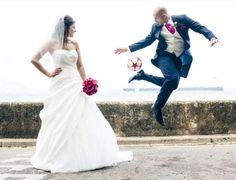 soccer wedding - Buscar con Google