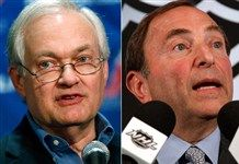 NHL REQUESTS PROPOSAL FROM NHLPA DURING BARGAINING SESSION
