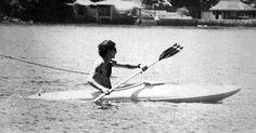 E, com o título garantido, por que não ir para Angra dos Reis e praticar esportes? Dos mais calmos, como a canoagem...