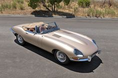 1964 Jaguar E-type Series I 3.8-Litre Roadster