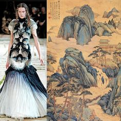 49 Best Fashion Inspired By Art Images Fashion Fashion Art Fashion Design