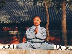 Shaolin Tongzi Gong (The Exercise for Boys) - Learn more about New Life Kung Fu at newlifekungfu.com