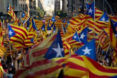 Demand for Independence for Catalonia